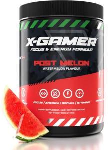 X-GAMER X-Tubz - Watermelon - 60 Servings(600g)   AM43PY