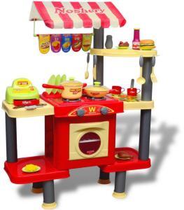 vidaXL Lekekjøkken for Barn