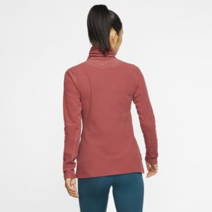 Nike Pro HyperWarm veluroverdel til dame - Red XL