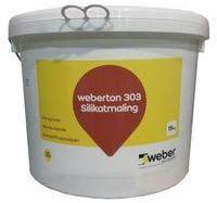 Weber weberton 303 Silikatmaling 1 kg