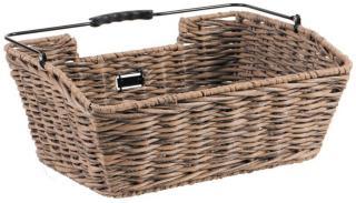 Unix Mateo Rear Wheel Basket brown  2020 Sykkelkurver til bagasjebrett