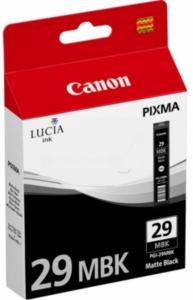 Canon PGI-29 MBK Blekkpatron matt svart PGI-29MBK Tilsvarer: N/A Canon