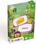 Fundels Learn English - Kortspill