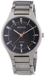 Bering 11739-772 Titanium Grå/Titan Ø39 mm