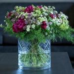 Magnor Skyline Lux XL vase/stormlykt 250 mm