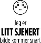 PEPPER PORSGRUNDS PORSELÆNSFABRIK BOGSTAD HVITT