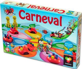 Carneval Brettspill Norsk utgave