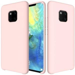 Huawei Mate 20 Pro Mykt Silikon Deksel - Rosa
