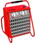 Frico Varmevifte P 5333 5KW 400V 3-fas FRICO IP44 4930267 Varmluftsvifte/Byggvarme