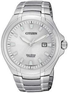 Citizen BM7430-89A Titanium Hvit/Titan Ø42 mm