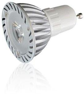 LEDlife UNO LED spot - 1W, 230V, GU10 - Kulør : Varm, Dimbar : Ikke dimbar