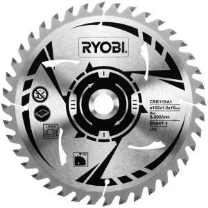 Sagblad Ryobi 165X16Mm Til R18Cs-0