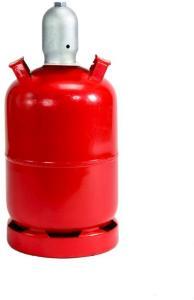 Propanfylling uten flaske industri stål 11 kg