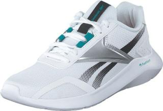 Reebok Energylux 2, White/black/silver Met,, Sko, Sneakers og Treningssko, Løpesko, Sølv, Hvit, Dame, 41