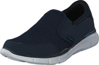 Skechers Equalizer - Persistent 51361 NVY, Sko, Sneakers og Treningssko, Sneakers, Blå, Herre, 40