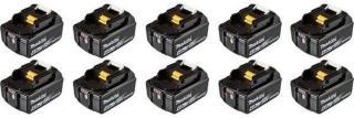 Makita BL1840B 18V 4,0Ah Batteri med indikator, 10-pack