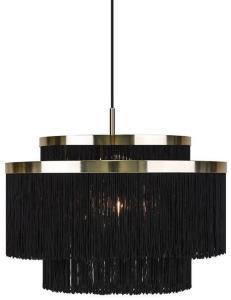 Frans Pendel Svart - Globen Lighting