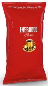 Evergood Kaffe finmalt 1000g 1738327