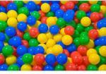 babyGO Fargerikt ballbad - Flerfarget