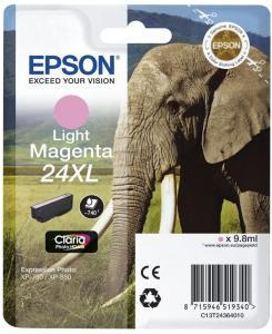 Epson 24XL (Lys Magenta)