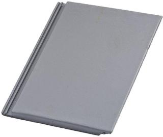 BMI Zanda Minster normalstein lys grå