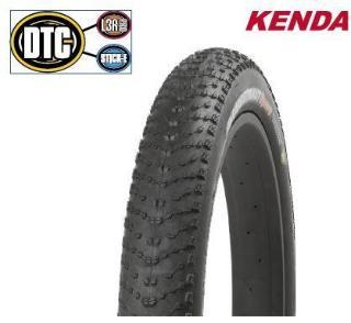 Kenda Juggernaut Sport Fatbike Dekk 26 x 4,5