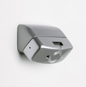 Komfyrvakt veggbrakett,sølv 0