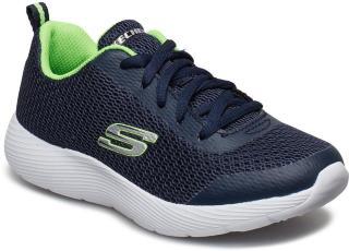 Skechers Boys Dyna-Lite Sneakers Sko Svart Skechers