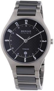 Bering 11739-702 Titanium Sort/Titan Ø39 mm