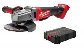 Vinkelsliper Milwaukee M18 CAG115X-0X 18 V (uten batteri og lader)