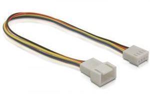 DELOCK - Power cable - 4 pin mini-power connector  (82429)