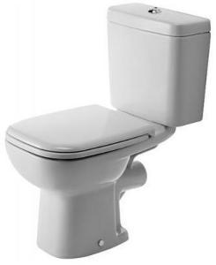 Gulvstående toalett Duravit D-Code