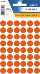 Herma Etikett Vario Ø 12 mm rød 4008705018623 (Kan sendes i brev)