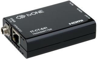 TV One Extender HDMI 4K Rx HDBaseT IR (1T-CT-642)
