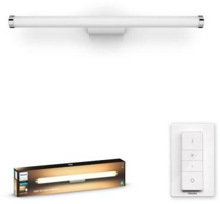 Philips Hue Adore Vegglampe til badet - BT - Hvit 915005920001