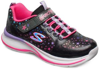 Skechers Girls Jumpin' Jams Sneakers Sko Multi/mønstret Skechers
