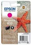 Epson 603 - magenta - original - blekkpatron (C13T03U34020)