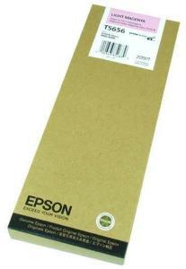 Epson Blekk T606C Light Magenta 220ml