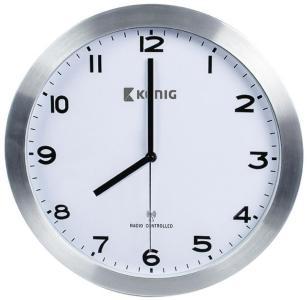 KÖNIG RADIO CONTROLLED WALL CLOCK