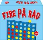 Egmont Fire På Rad - Norsk Utgave Egmont Kids Media