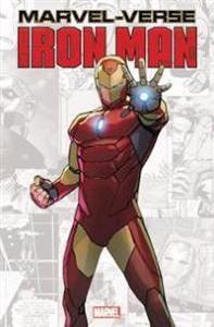 Marvel-verse: Iron Man MARVEL COMICS