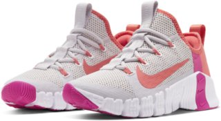 Nike Free Metcon 3 treningssko til dame - Grey 36