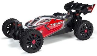 ARRMA Typhon 3s BLX 4WD Buggy Red - RTR