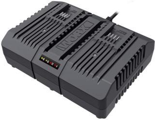 Worx WA3883 Dobbel batterilader 20V