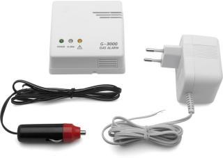 Gassalarm G-3000 230V og 12V