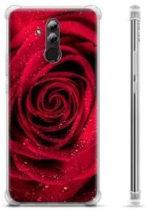 Huawei Mate 20 Lite Hybrid-deksel - Rose