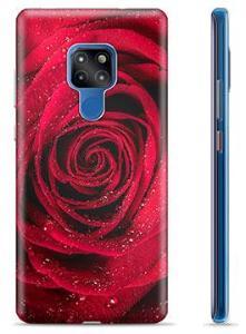 Huawei Mate 20 TPU-deksel - Rose