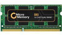 CoreParts 2GB DDR3 PC 8500 128M*8 (MMG2300/2048)