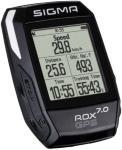 Sigma Sykkelcomputer ROX GPS 7.0 svart 1004
