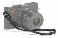Leica Håndleddstropp Skinn, Sort for M & X